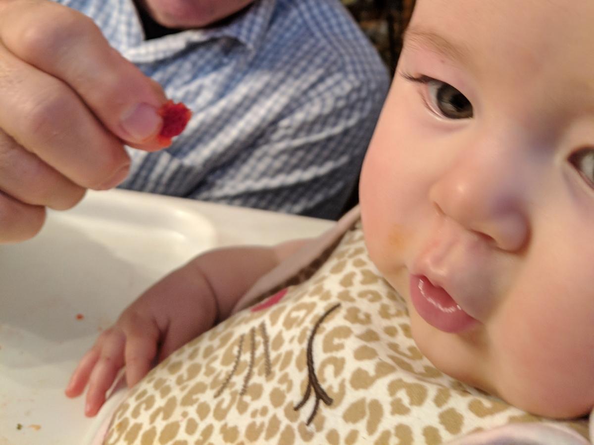 kid-funny-face-eating-dinner
